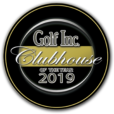 Clubhouse of the year badge